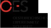 OES – Österreichisches Expertennetz Sicherheit Logo